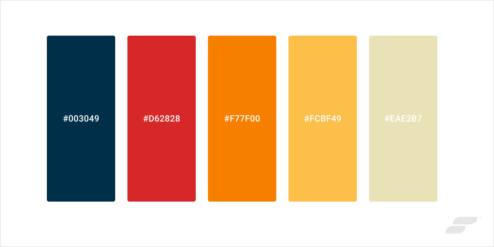 Website Color Scheme - Design - Color Palette