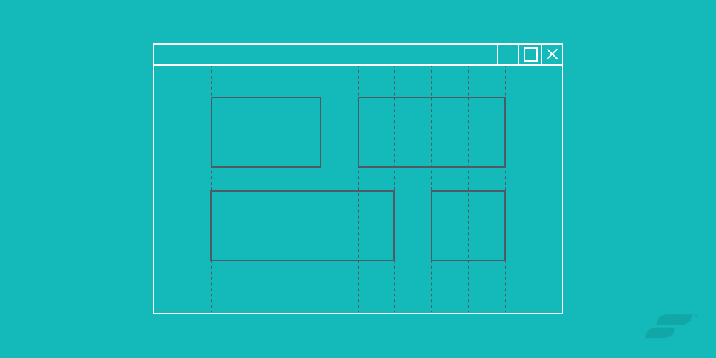 Website Grid Layout - Design